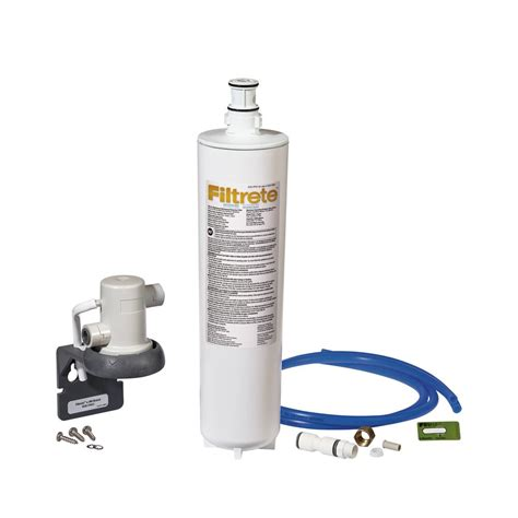 3m sink water filter filtrete sink advanced water filtration system 3us
