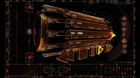 A Frame Houses by Fantastical Ui Design From Sci Fi Movies Core77