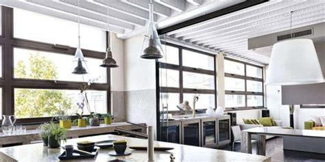 cucine e soggiorni open space come illuminare cucine e soggiorni open space
