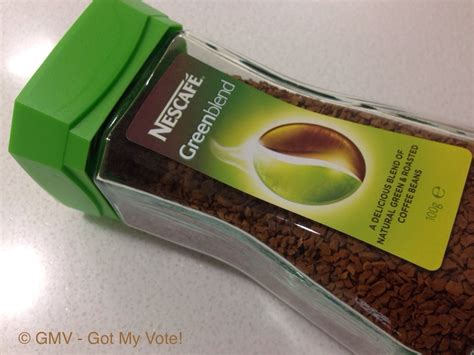 Nescafe Green Coffee nescaf 233 green blend coffee review review clue