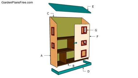 doll house plans free doll house plans free free garden plans how to build garden projects