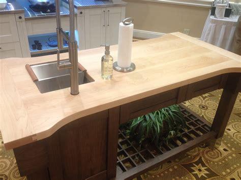 Maple Countertop by Maple Wood Countertop Butcher Block Countertop Bar Top
