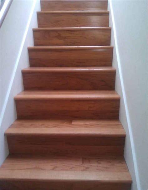 hardwood floor stair treads stair types of prefinished hardwood stair treads non slip