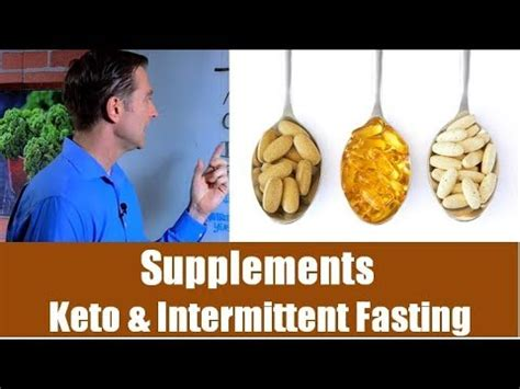 7 Powders I Recommend by 7 Recommended Supplements On A Keto And Intermittent