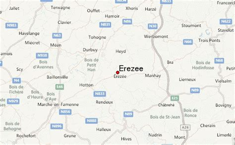 local map erezee weather forecast