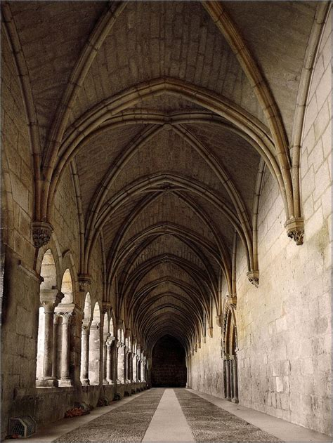 architecture ribbed vault roads