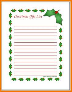House Wish List Template by Wish List Template New Best Free Home