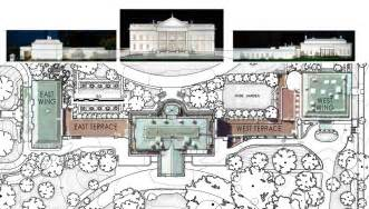 Floor Plan Of The White House by Floor Plan Of White House The White House Floor Plan