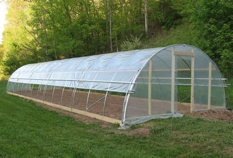 Simple A Frame House Plans by Helping On Our First High Tunnel Build Roselinn Farms