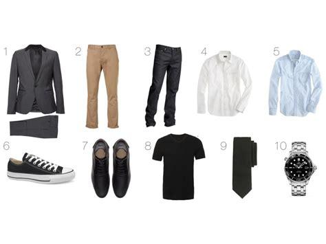wardrobe essentials part ii essentials