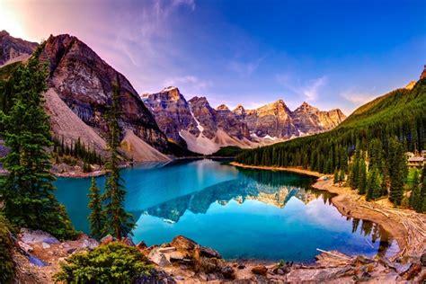 danau terindah  dunia ternyata salah satunya