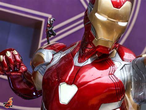 check avengers endgame exhibition hot toys
