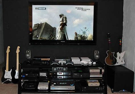 cool gaming bedrooms ultimate computer setups cool computer room design