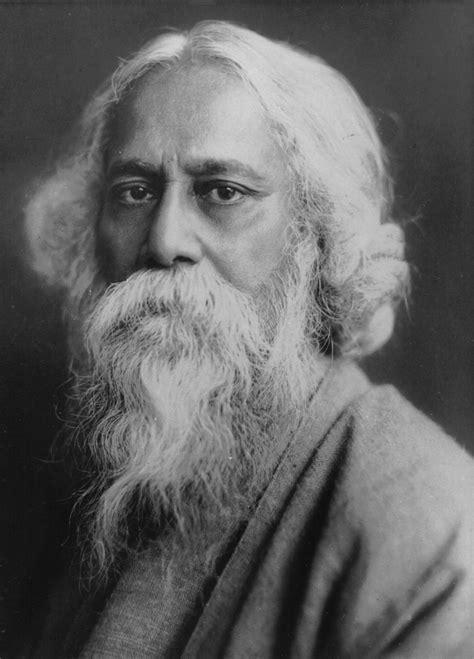 rabindranath tagore biography in english with photo rabindranath tagore