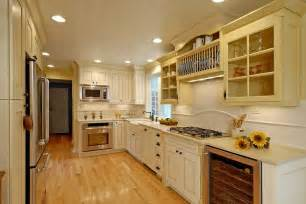 Cream Cabinet Kitchen by Cream Kitchen Cabinets Trends Furniture With A Soft Color