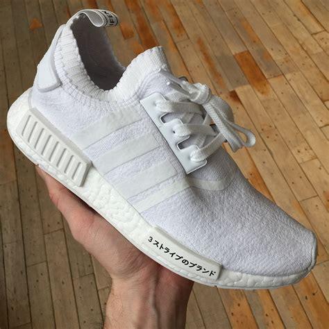 adidas nmd r1 japan boost black white sneakernews