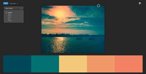 adobe color palette how to work with adobe color cc adobe kuler to enhance