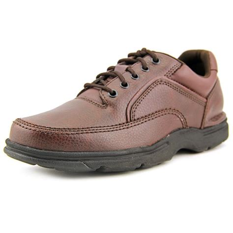 rockport eureka leather walking shoe ebay