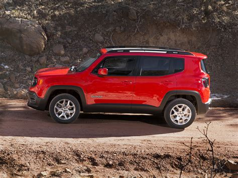 Jeep Renegade 4x4 2014 Jeep Renegade Latitude 4x4 Suv H Wallpaper