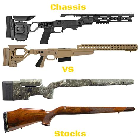 Mcrees Rifle Vs Mba by Chassis Vs Stock Rifle Stock Vs Rifle Chassis