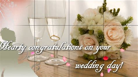 Wedding Congratulation Comments by Hearty Congratulations On Your Wedding Day Desicomments