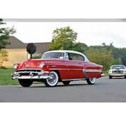 1954 Chevrolet Bel Air Nomad  Conceptcarzcom