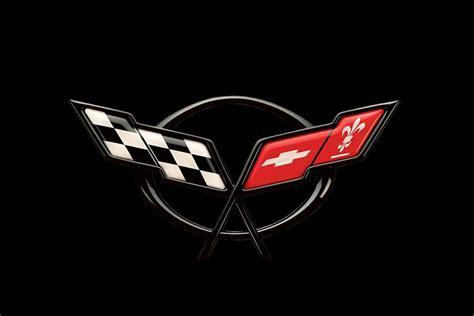 corvette badges through the ages automotive design