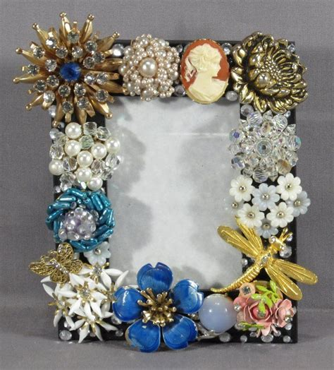 how to make costume jewelry vintage costume jewelry frame my creations