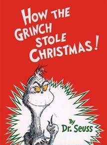 dr seuss how the grinch stole christmas excerpt genius