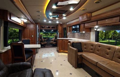 Winnebago Floor Plans Class C by Luxury Rv Interiors Www Pixshark Com Images Galleries