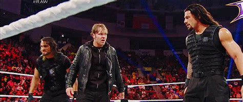 wwe dean ambrose hot dog cart raw 14 02 24 dean ambrose slowly but surely transforms