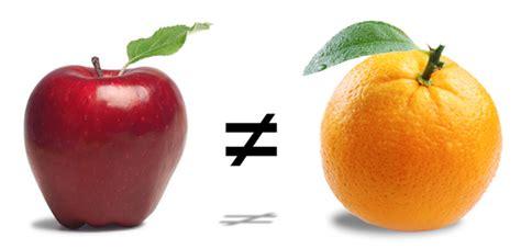 apple to apple apple separatism ehipassiko