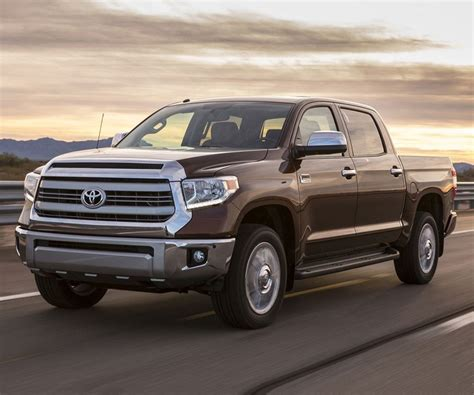 toyota trucks usa 2019 version tundra from toyota expected significant changes