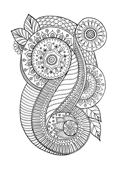 zen patterns coloring pages zen patterns free colouring pages