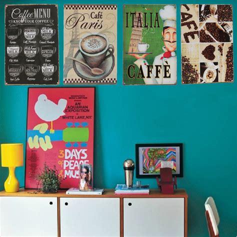 wall decor for home bar coffee menu vintage tin sign bar pub cafe home wall decor