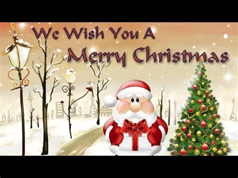 merry christmas christmas carols popular christmas songs  children youtube