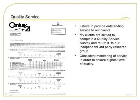 century 21 home protection plan century 21 sgr listing presentation