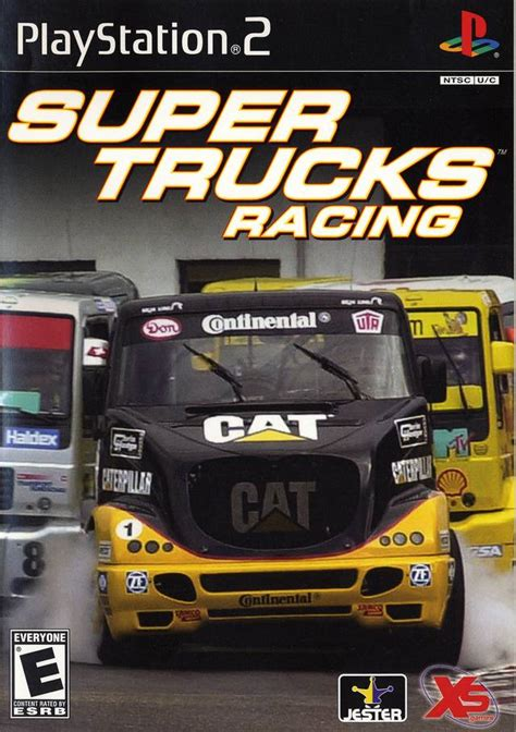 play truck racing trucks racing sony playstation 2