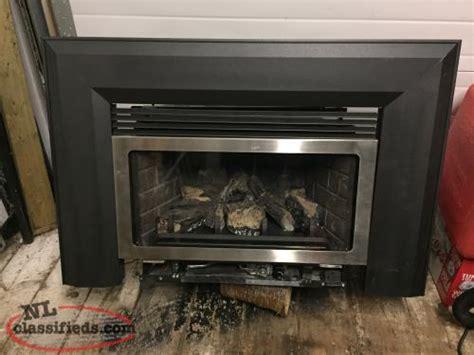 Fireplaces Newfoundland propane fireplace insert st s newfoundland