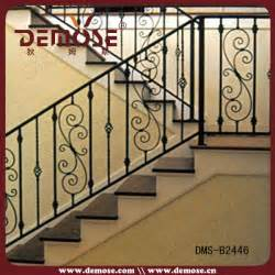 Iron Grill Design For Stairs Residential Wrought Iron Stair Railing Balustrade Grill Design Buy Wrought Iron Stair Railing