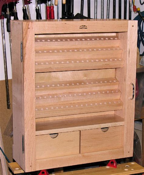 Router Bit Cabinet   by TheDane @ LumberJocks.com