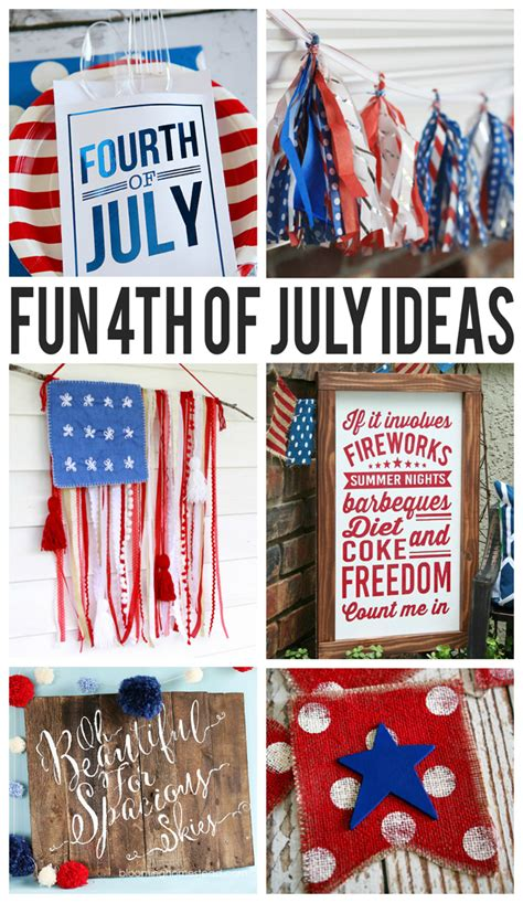 fun 4th of july ideas eighteen25 bloglovin