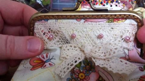 how to make a purse with tutorial make a coin purse