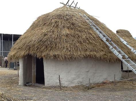 neolithic houses chalk stonehenge neolithic houses