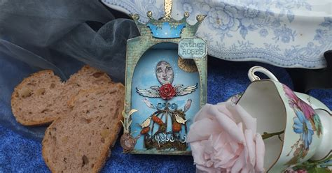 Bread And Roses Kitchen by Calico Craft Parts Bread And Roses Kitchen Shrine By