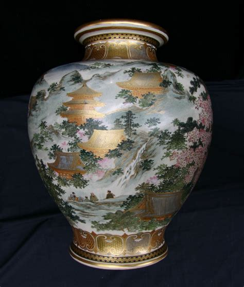 Vase Japanese by Buy Object Japanese Satsuma Vase