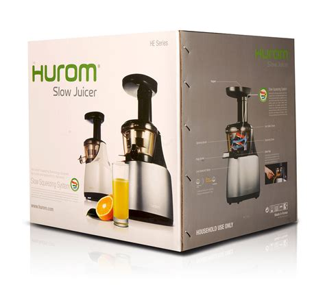Hurom Juicer He 500 hurom juicer specifications