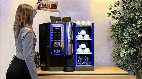 Roma Bean to Cup Coffee Machine   YouTube