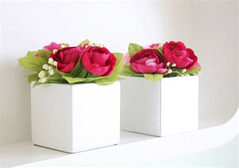 Square Flower Vases by Great Decorative Flower Vase Designs Ideas 4 Homes