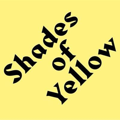 yellow shades names impressive names of colors in